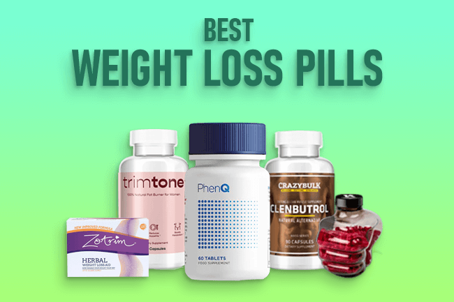 top weight loss supplements 2021