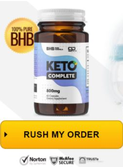 keto complete order now